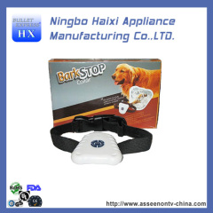 Ultrasonic Bark Stop Collar for dog