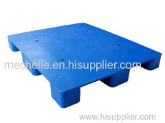 DJK1311 Single-sided Flat HDPE Plastic Pallet