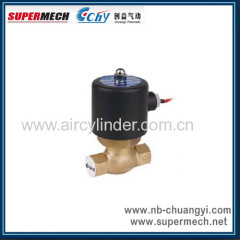 US model 2 way high temperature solenoid valve