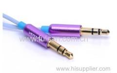 car audio aux 3.5mm usb cable