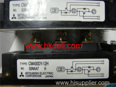 CM400DY-12H HIGH POWER SWITCHING USE INSULATED TYPE