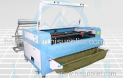 HS-R1610 auto-feeding laser cutting machine for garment and leather industries