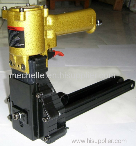 Air/Manual/Pneumatic carton stapler china coal