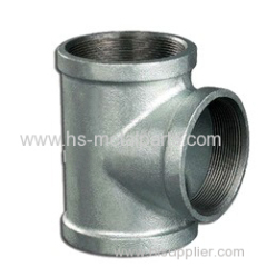 Quick Delivery Term Galvanized Pipe Fitting With Tight Tolerance