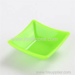 silicone mixing small bowl
