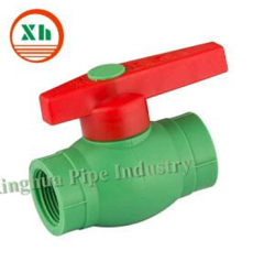 China PPR brass Ball Valve