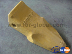 Excavator tooth point bucket teeth for caterpillar J300 4T2303RP