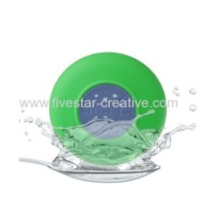 New Water-resistant Wireless Bluetooth Shower Speaker Handsfree Speakerphone
