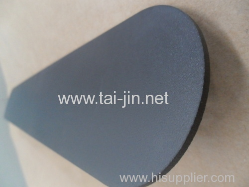 Mixed Metal Oxide coating Titanium Elliptical Disk Anode for Cathodic Protection.