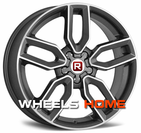 Alloy Wheels For Audi Vw From China Manufacturer Ningbo