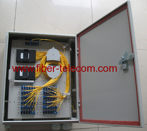 FTTH Outdoor Waterproof Terminal Box 32 core