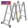 XD-M-475 Aluminium multi-purpose folding ladder with solid connection design