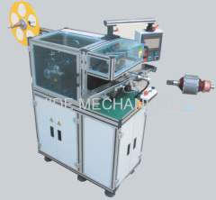 COMMUTATOR MOTOR WEDGE INSERTING MACHINE FOR MIXER MOTOR,JUICER MOTOR,POWER TOOL MOTOR,