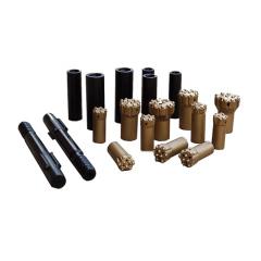 Drill Rod Drill Steel Drill Bit