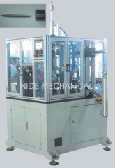 AUTOMATIC ARMATURE SHAFT INSERTING MACHINE