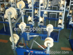 Overhead Line Conductor Installation stringing tools