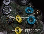 eyelets metal button garment accessory