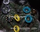 8x5x4.2mm Antique Brass Metal Shoe Lace Eyelet