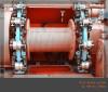 Drilling rig disc brake system