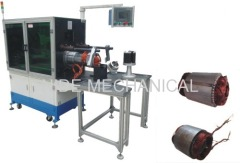 Horizontal Winding Inserting Machine