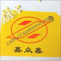 Professionally manufacture Eggshell Stickers in China