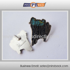 Newest soft enamel lapel pins with Custom design with nickel plating / pin badge /metal lapel pin badge