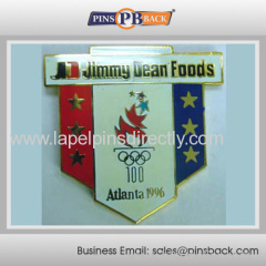 Cloisonne/Hard Enamel Lapel Pins for Promotion