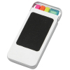 Multi-function highlighter set with glasses cleaner and cellphone holder