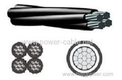 Al/XLPE 0.6/1kV abc cable