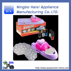 Hot sell DIY Printing Nail Art Stamper Kit