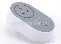 New Wireless Wifi Power Plug smart Socket(EU plug)