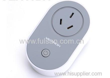WIFI smart sockets smart home 2014 new remote control sockets app working