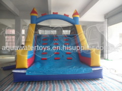 Inflatable Obstacles Castle Combination