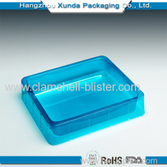 Makeup/Cosmetic plastic blister packaging