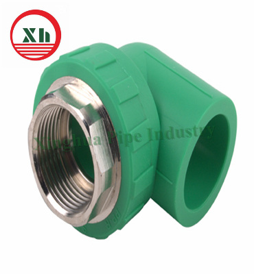 popular Hexagon male Elbow 90° 32*1'' from China