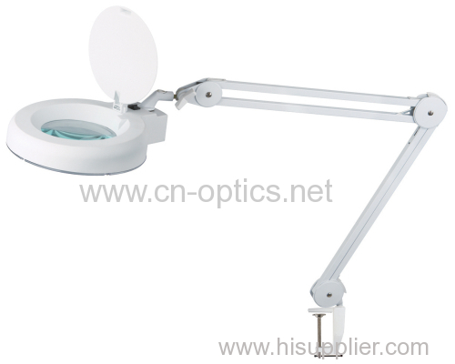 22w magnifier lamp with SA3 arm