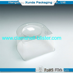 Customized Cosmetic PVC/PET/PP/PS Clamshell Packaging Factory
