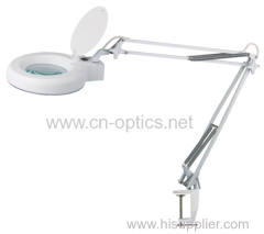 22w magnifier lamp with led light