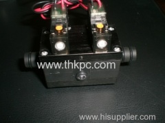 Mini plastic cannula oxygen solenoid valves(long working time,low power)
