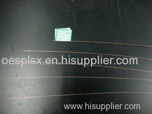 7.0% Break Elongation Brass-plated Mild Steel Wire Reinforcement for Oil Drilling 0.89mm