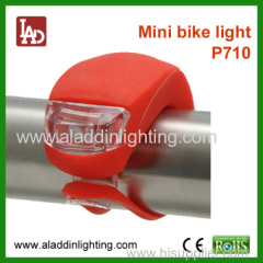P710 LED Silicon Bike Front Light