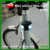 P716 LED Silicon Safety Warning Bike Light