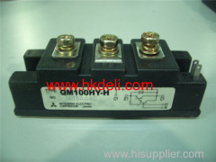 QM100HY-H - HIGH POWER SWITCHING USE INSULATED TYPE