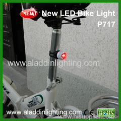 New LED rear bike light P717