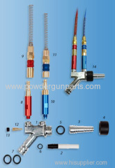 KCI k1 Powder Injector Parts