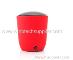 Plastic with Rohs Speaker bluetooth mini portable speaker bluetooth 3.0