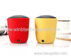 Mini Vibration Bluetooth Speakers From Factory diretctly mini speaker for mobile phone