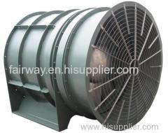 axial fan tunnel fan industry fan blower