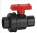 PVC Single Union Ball Valve With Socket
