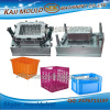 Hot selling beer bottle crates mould in Huangyan